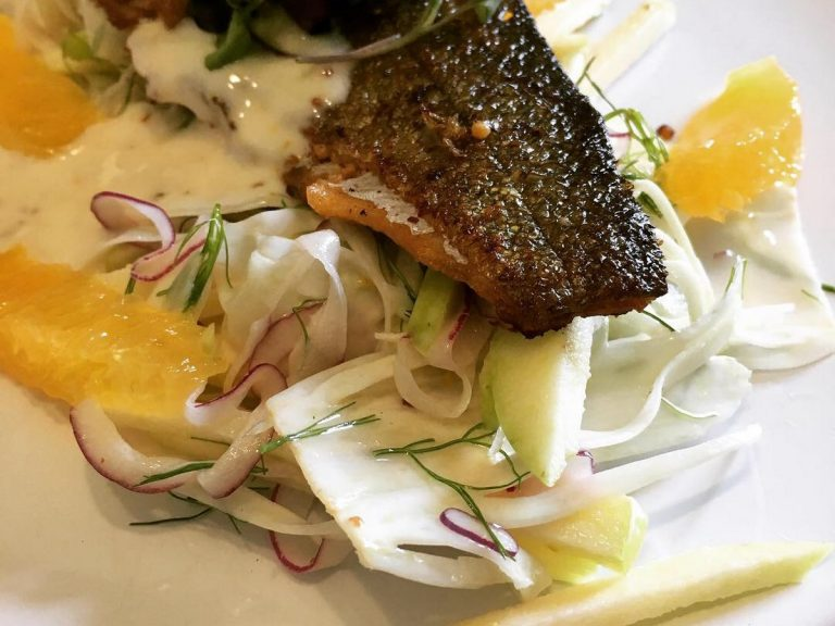 fish and fennel