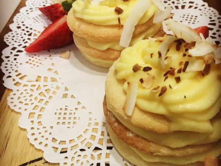 canapé dessert